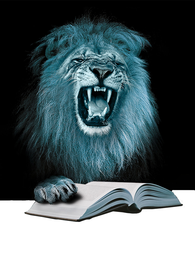 WBZH Löwe brüllend